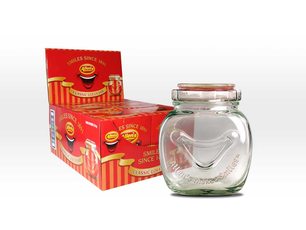 8875 Allen's Lolly Jars