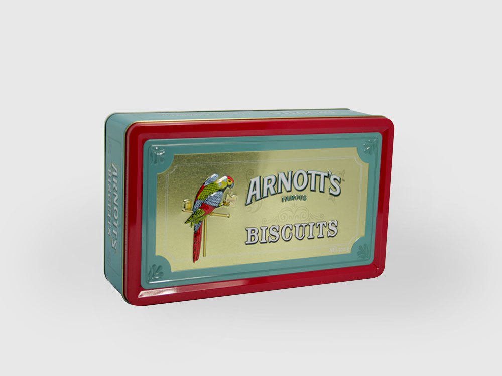 Arnott's Assorted Xmas Tin